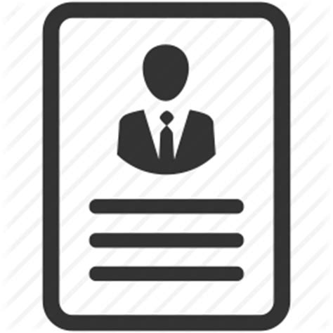 Resume Reference Page Example - Job Interviews